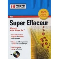 Jeux vidéo logiciel SUPER EFFACEUR Micro Application Occasion très bon état