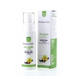 Lubrifiant Gel Glisse BIO vanille ADULTE SEXY HOT PLAISIR NEUF