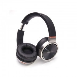 CASQUE DJ PIONEER SE-MHR5 NOIR PLIABLE AUDIO MUSIQUE NEUF