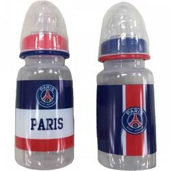 Lot de 2 biberons Licence officiel Paris Saint-Germain PSG ENFANT IDEE CADEAU ANNIVERSAIRE NOEL NEUF