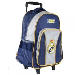 Sac Trolley Real Madrid 32x43x18 NEUF FOOT ENFANT