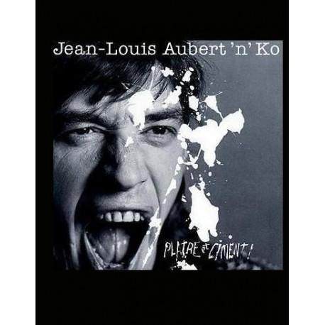 Aubert Jean-Louis - Platre Et Ciment - K7 - Cassette audio