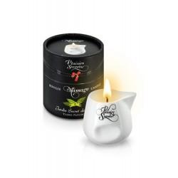 Bougie Chandelles à massage parfum Ylang/Patchouli 80ml SENSUELLE DESIR SEXY ADULTE NEUF