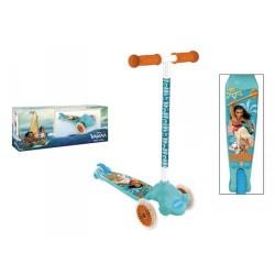 Twist & Roll VAIANA trottinette 3 roues jouet enfant fille Plein air neuf