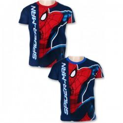 t-shirt manches courtes Spiderman ENFANT VETEMENT NEUF