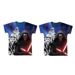 T-Shirt Star Wars manches courtes ENFANT VETEMENT NEUF