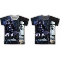 T-Shirt Star Wars manches courtes V2 ENFANT VETEMENT NEUF