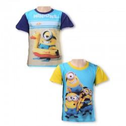 T-Shirt Manches courtes Minion ENFANT VETEMENT NEUF