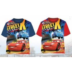 T-Shirt Cars Manches courtes ENFANT VETEMENT NEUF