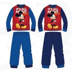 Ensemble Pyjama coton Mickey Disney du 3 au 8 ans GARCON VETEMENT SOUS LICENCE OFFICIELLE DISNEY NEUF