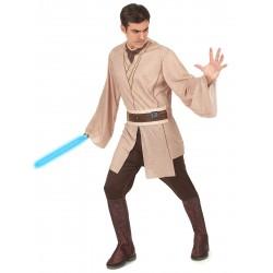 Déguisement Jedi Star Wars homme taille M/L OU XL carnaval anniversaire NEUF