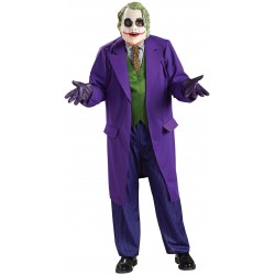 Déguisement Joker Dark Knight adulte Halloween fete carnaval neuf