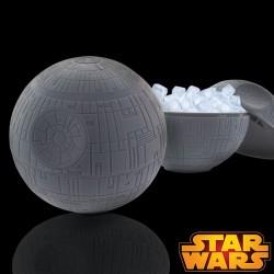 Bac à Glaçons Etoile de la Mort Star Wars APERO IDEE CADEAU ANNIVERSAIRE NOEL NEUF