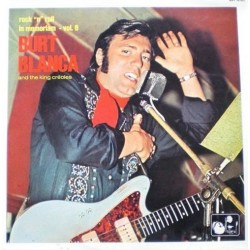 Disque VinyleDisque Vinyle 33 tours BURT BLANCA Rock & roll in memoriam -Vol.6 1976