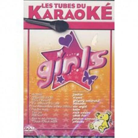 DVD zone 2 Les Tubes Du Karaoke : Girls
