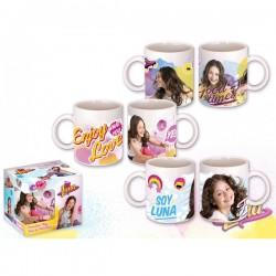 Tasse Mug céramique Soy Luna Disney enfant fille idée cadeau anniversaire neuf