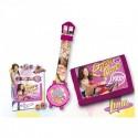 Set portefeuille + montre digitale Soy Luna Disney idée cadeau anniversaire neuf