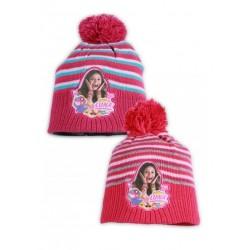 Bonnet à Pompon Soy Luna Disney enfant vêtements fille hiver neuf