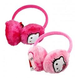 Cache oreilles Hello Kitty enfant fille Disney hiver neuf
