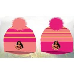 Bonnet à Pompon Vaiana Disney enfant vêtements fille hiver neuf