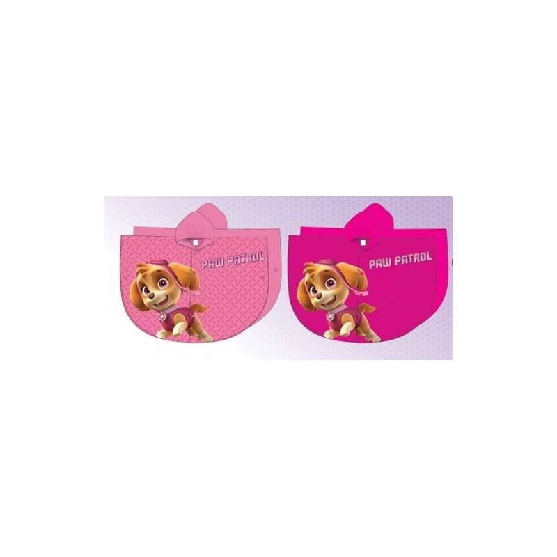 85331d8579948 Imperméable cape de pluie Pat Patrouille Paw Patrol skye filles du 2 au 6  ans enfant. Loading zoom