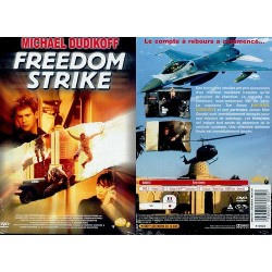 DVD zone 2 FREEDOM STRIKE Classification : Aventure collection occasion