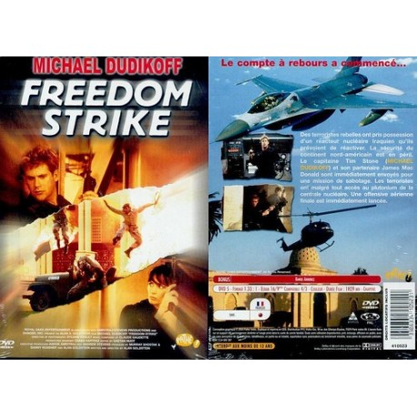 DVD zone 2 FREEDOM STRIKE