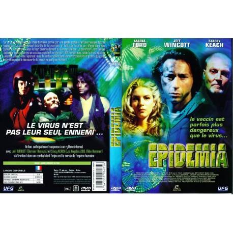 DVD zone 2 EPIDEMIA