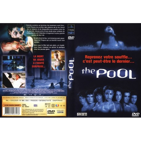 DVD zone 2 the pool