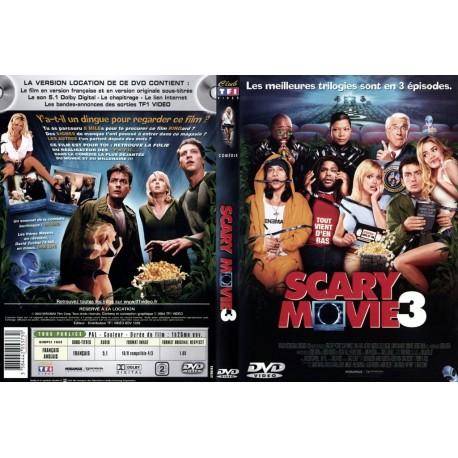 DVD zone 2 Scary Movie 3 David Zucker
