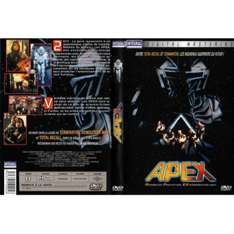 DVD A.P.E.X Philipp L Roth