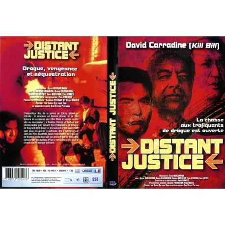 DVD Distant Justice Toru Murakawa
