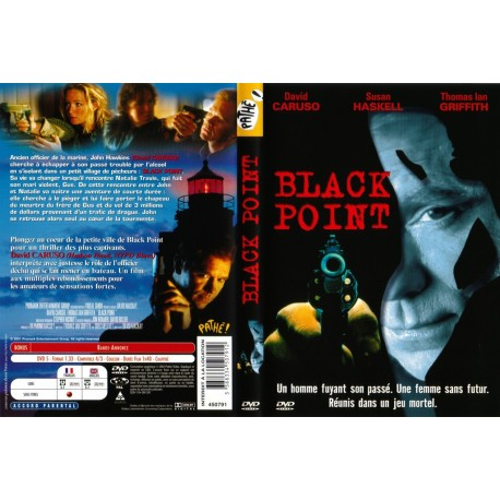 DVD zone 2 BLACK POINT Drame