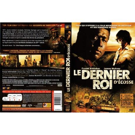 DVD zone 2 Le Dernier Roi D'ecosse Kevin Macdonald