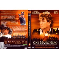 DVD zone 2 ONE MAN'S HERO