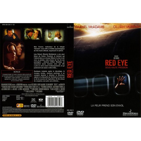 DVD zone 2 RED EYE