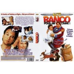 DVD zone 2 BANCO POUR UN CRIME comédie