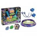 DRACCO SPIN LASER BLAST MEGA GLOW ARENA (grande arène) + 2 toupies lumineuses enfant jeu jouet NEUF