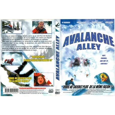 DVD zone 2 AVALANCHE ALLEY