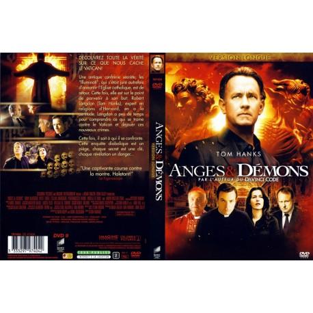 DVD Anges & Démons - Version Longue Howard Ron