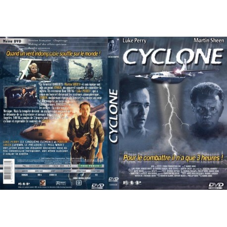 DVD zone 2 CYCLONE