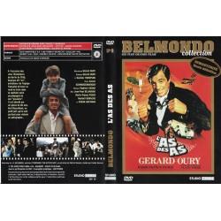 DVD zone 2 L'as Des As belmando Gérard Oury remasterisé haute definition collection occasion