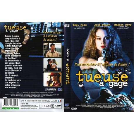DVD zone 2 tueuse a gage