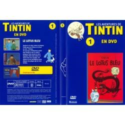 Dvd Aventures de TINTIN (Les) : LE LOTUS BLEU Hergé - Moulinsart