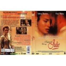Dvd zone 2 Mademoiselle Julie Mike Figgis