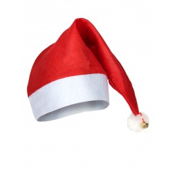 Bonnet de Noël avec grelot adulte ACCESSOIRE DEGUISEMENT NOEL NEUF
