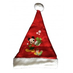 Bonnet Mickey licence officielle Disney Noël enfants DEGUISEMENT NOEL NEUF