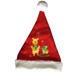 Bonnet Winnie l'ourson licence officielle Disney DEGUISEMENT NOEL NEUF