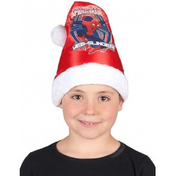 Bonnet Noël Spiderman licence officielle Marvel DEGUISEMENT NOEL NEUF
