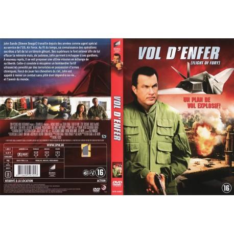 DVD Vol d'enfer Michael Keusch